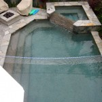 24th Street new pool, spa & fire pit